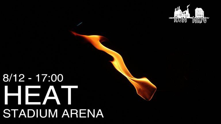 Event 92 - Heat
