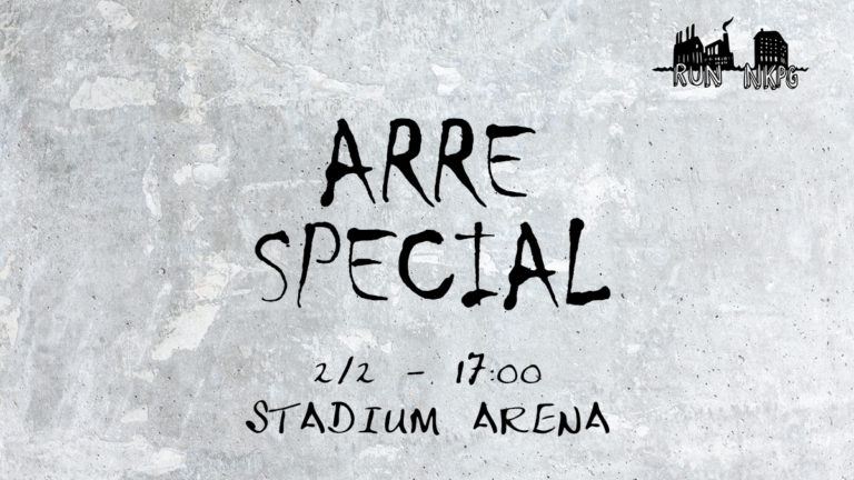 Event 98 - Arre special